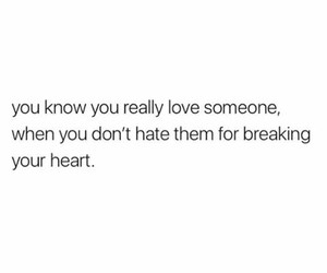 hurt, miss you, and love image