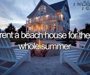 summer, bucket list, and beach image
