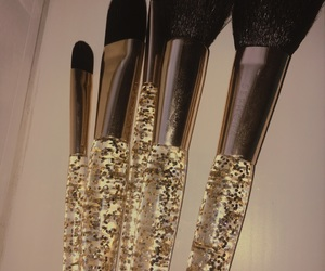 Brushes, sephora, and makeup image