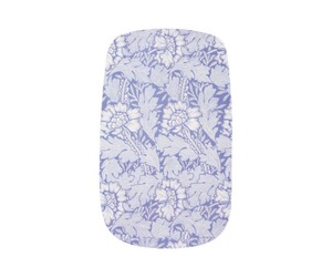 blue, flower, and zazzle image