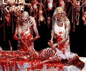 cannibal corpse and death metal image