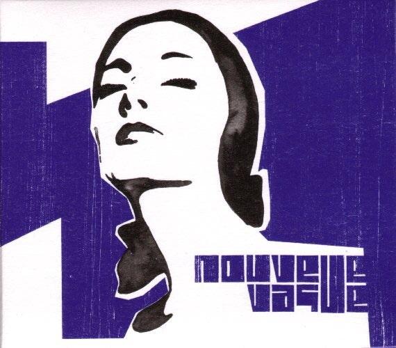 album, violet, and musique image