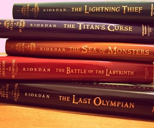 book, percy jackson, and pjo image