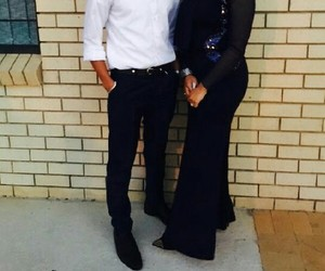 hijab, outfit, and brother image