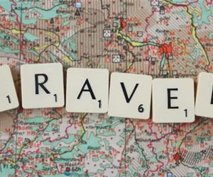 aesthetic, travel, and wanderlust image
