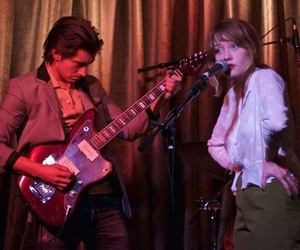 alex turner and alexandra savior image