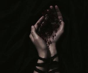 dirt, fantasy, and rope image