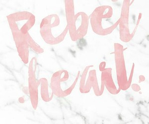 wallpaper, pink, and rebel image