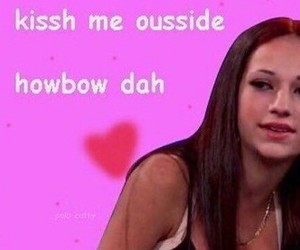 valentine and cash me outside image