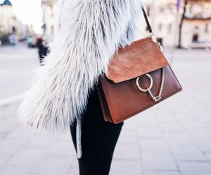 chloe, outfit, and bag image