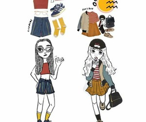 grunge, vintage, and outfit ideas image