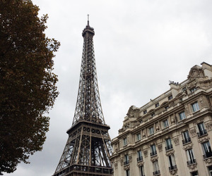 eiffel tower and world image