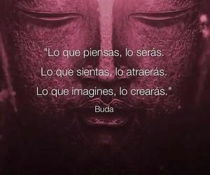 frases, buda, and vida image