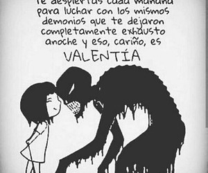 valentía and frases image