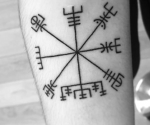 ink, tattoo, and tatuagem image