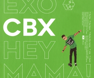 Chen, exo-cbx, and exo-cbx hey mama! image