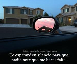 frases, frases en español, and silence image