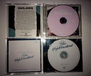 aesthetic, badlands, and cds image
