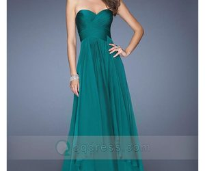 dress, evening, and prom dresses image