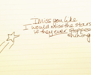 stars and miss you image