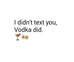 alcohol and vodka image