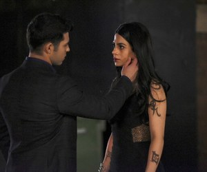 shadowhunters, isabelle lightwood, and raphael santiago image