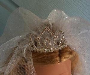 crown, girl, and princess image