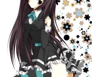 anime, art, and anime girl image