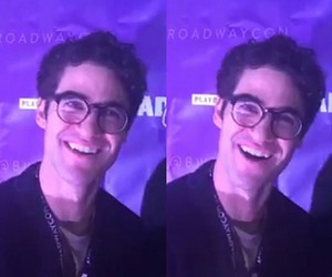 darren criss and smile perfect image
