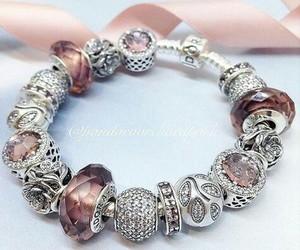 bracelet, pandora, and ♥ image