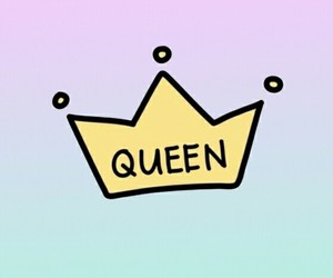 Queen, wallpaper, and pink image