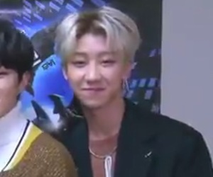 minghao, the8, and Seventeen image