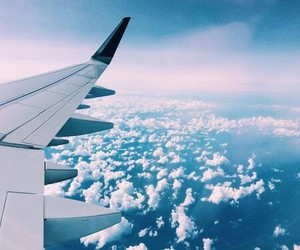 beautiful, sky, and travel image