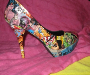 Marvel and shoes image