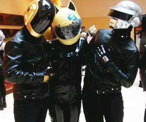 cosplay, daft punk, and durarara!! image