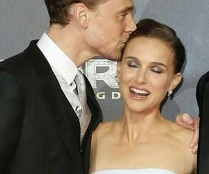 natalie portman and tom hiddleston image