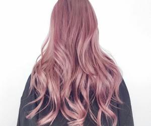 dye, hair, and pastel image