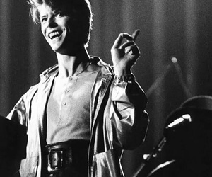 david bowie, indie, and music image