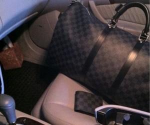 luxury, bag, and black image