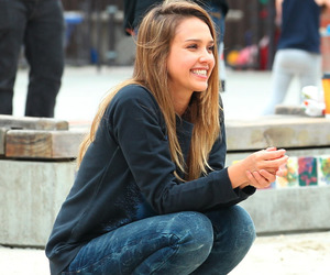 jessica alba and smile image