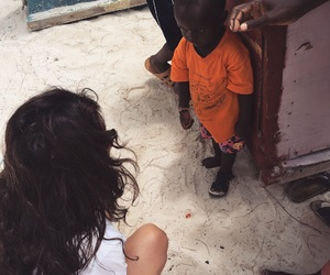 africa, brunette, and Kenya image