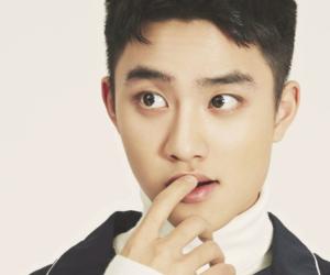 exo, kyungsoo, and bias image