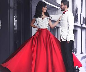 prom dresses, prom gown, and charming prom dresses image