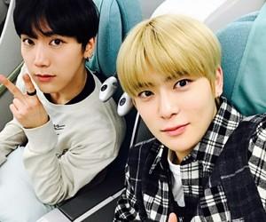 jaehyun, nct u, and ten image