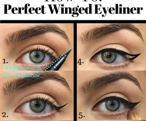 makeup and maquillaje image