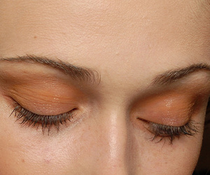 eyes, makeup, and model image
