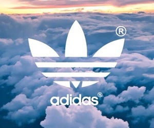 adidas, wallpaper, and sky image