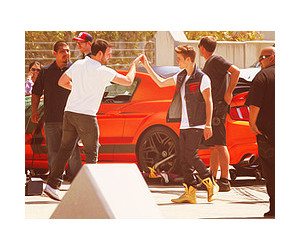 boyfriend and justin bieber swag image