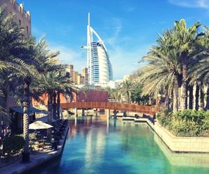 Dubai, girl, and love image