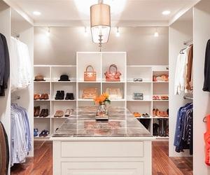 beautiful, closet, and shoes image